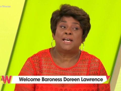 Stephen Lawrence's mother doesn't want to be recognised as 'mother of murdered son' anymore