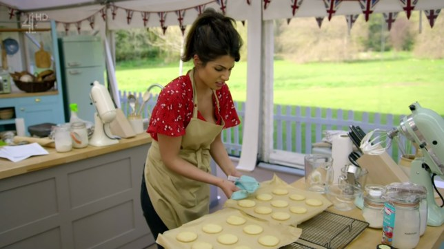 Great British Bake Off's Ruby Bhogal insists Paul Hollywood is 'a really nice guy' following Summer Monteys-Fullam split