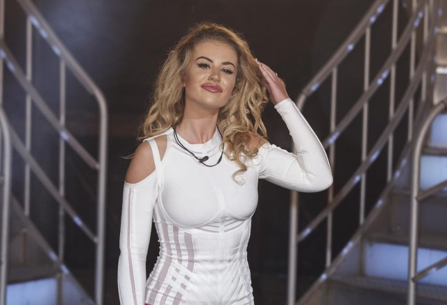 BOREHAMWOOD, ENGLAND - AUGUST 28: Chloe Ayling is the second housemate evicted from the Celebrity Big Brother House at Elstree Studios on August 28, 2018 in Borehamwood, England. (Photo by Mike Marsland/WireImage)