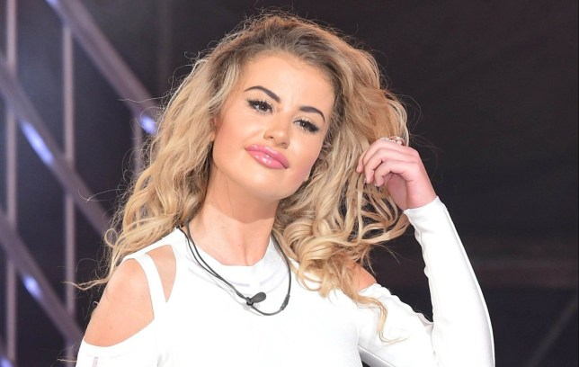 Chloe Ayling during a Celebrity Big Brother live double eviction at Elstree. PRESS ASSOCIATION Photo. Picture date: Tuesday August 28, 2018. See PA story SHOWBIZ CBB. Photo credit should read: Ian West/PA Wire
