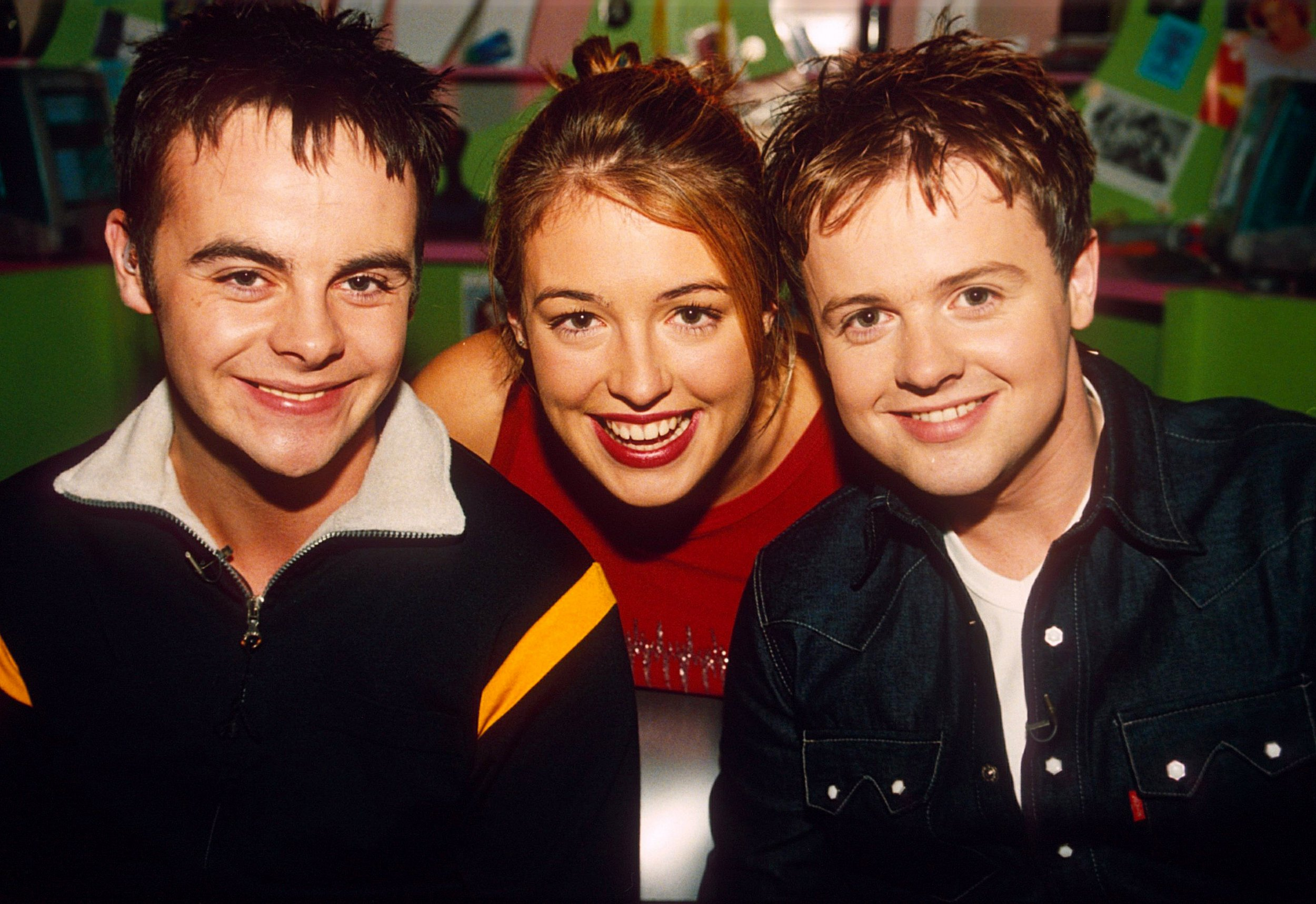 Relive the first ever episode of Chums as Declan Donnelly posts throwback to mark 20 years since the first SMTV Live