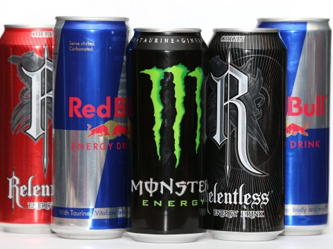Children to be banned from buying Red Bull, Monster and Relentless
