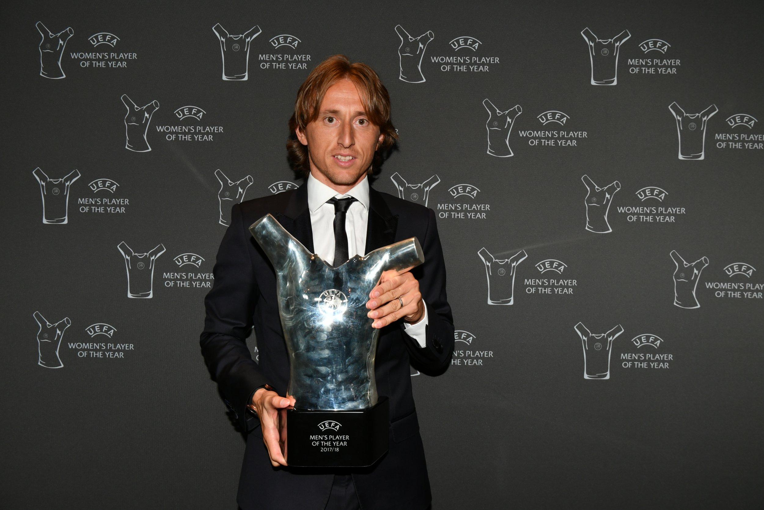 Cristiano Ronaldo's sister aims dig at Luka Modric for winning UEFA Player of the Year award