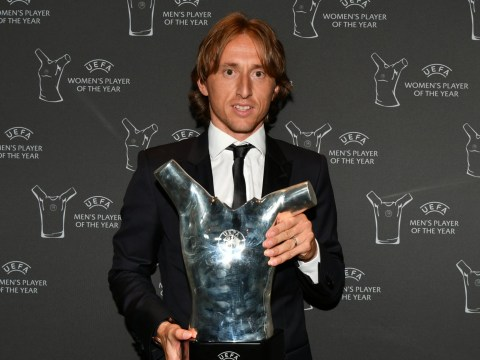 Cristiano Ronaldo's sister aims dig at Luka Modric for winning UEFA Player of the Year award
