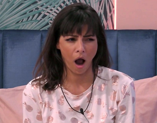 Editorial Use Only Mandatory Credit: Photo by REX/Shutterstock (9802448h) Roxanne Pallett 'Celebrity Big Brother' TV show, Series 22, Elstree Studios, Hertfordshire, UK - 27 Aug 2018