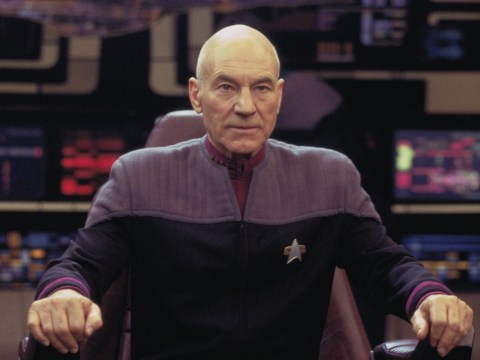 Patrick Stewart returns to Star Trek role Jean-Luc Picard to 'shine a light in dark times'
