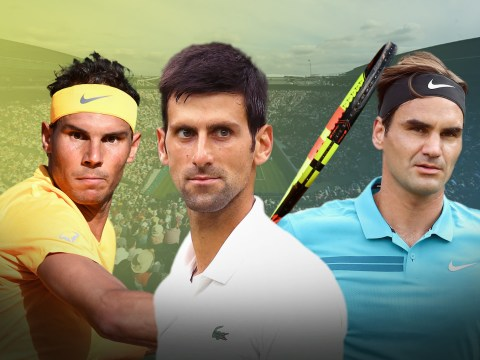 How Roger Federer, Serena Williams, Rafael Nadal and Novak Djokovic rated in French Open round one