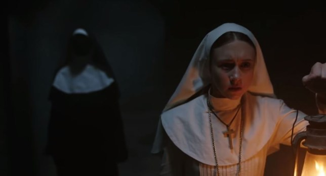 The Nun still from trailer