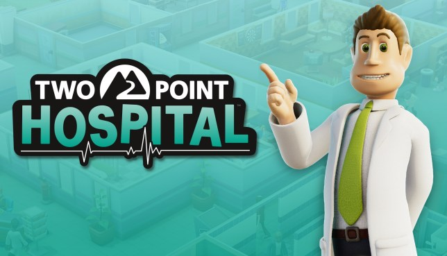 Two Point Hospital - now solely the property of Sega