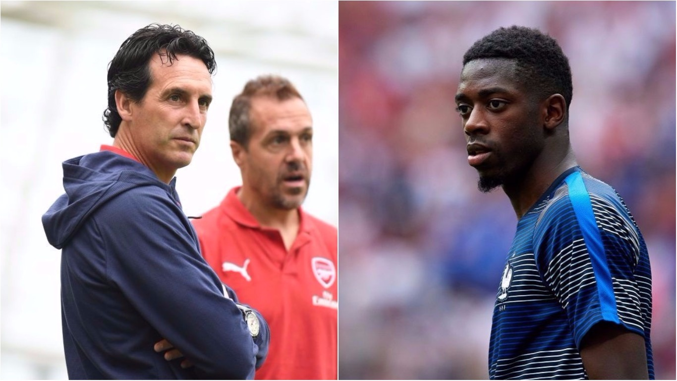 Martin Keown rates Arsenal's chances of signing Barcelona star Ousmane Dembele