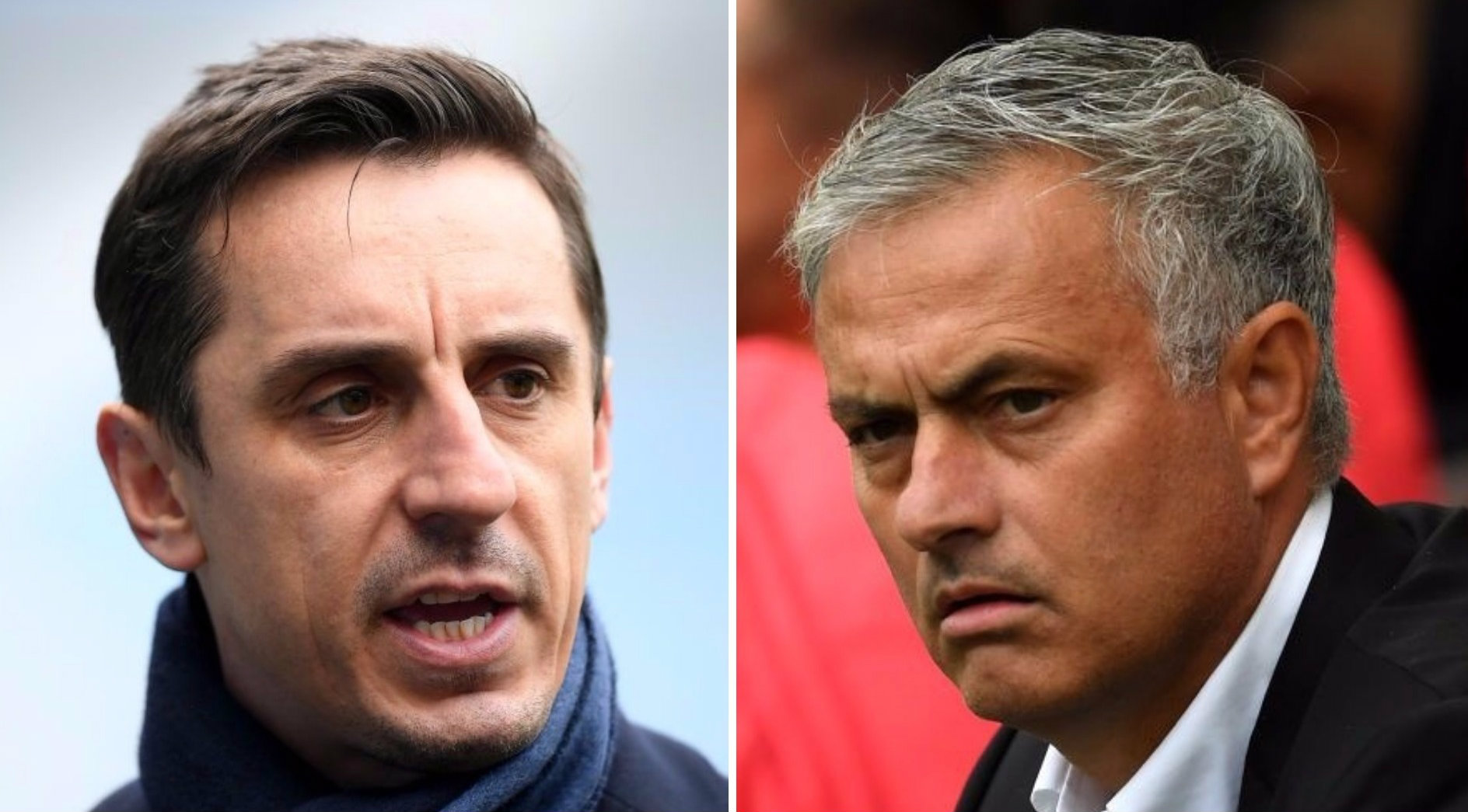 Gary Neville reveals what he's been told about Manchester United dressing room