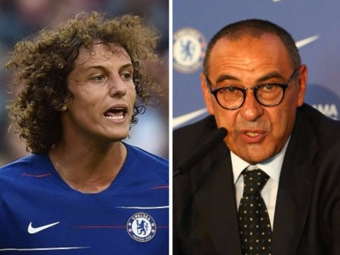 Maurizio Sarri speaks out on futures of David Luiz and Ruben Loftus-Cheek