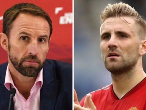 Gareth Southgate explains why he's picked Luke Shaw over Ashley Young in England squad