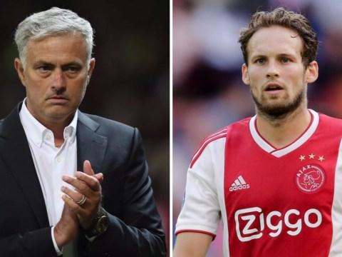 Daley Blind explains 'beautiful' time under Jose Mourinho after leaving Manchester United