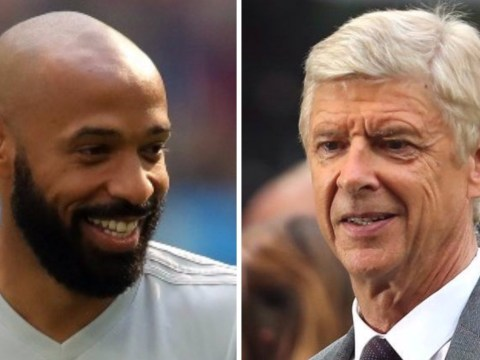 Arsene Wenger confirms Thierry Henry wants to manage Bordeaux