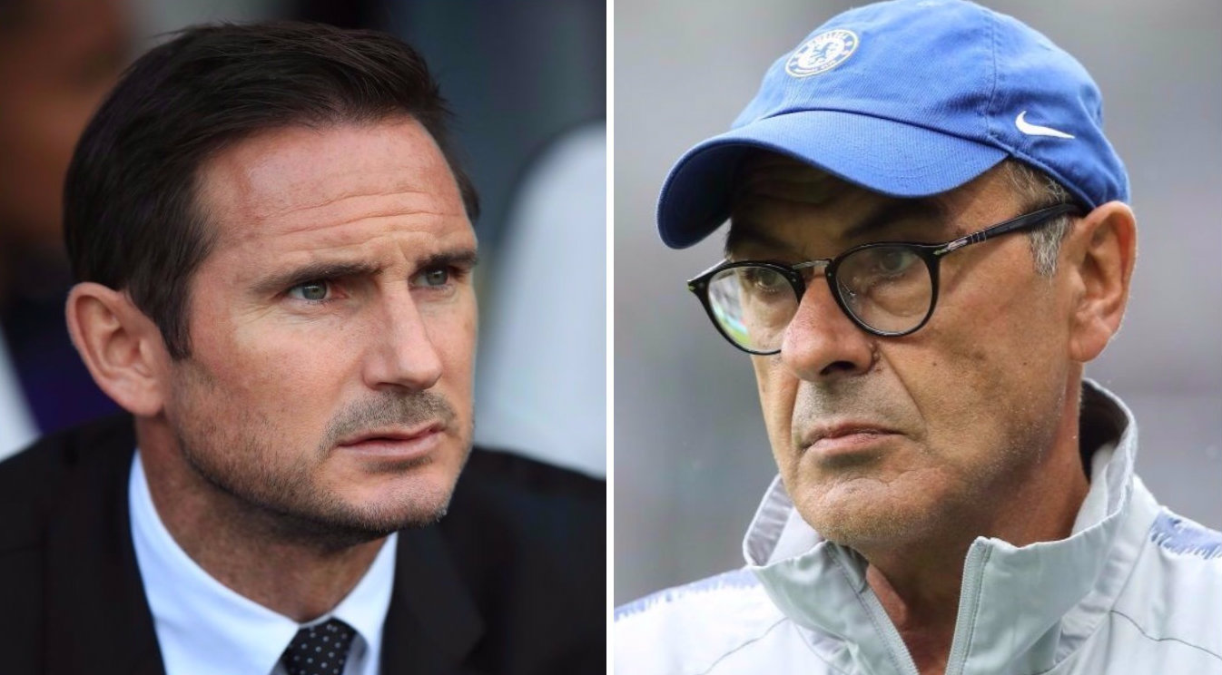 Frank Lampard talks up 'romantic' Chelsea clash after Derby thump Hull City
