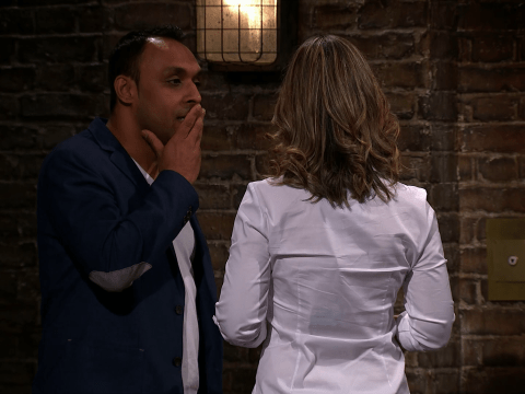 Peter Jones gives Dragons' Den fans the feels after offering 'real life slumdog millionaire' £100k