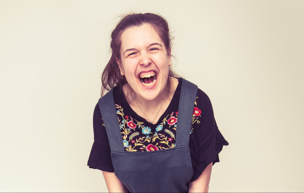 As a disabled comedian, I know how much things could change if there were people like me on TV