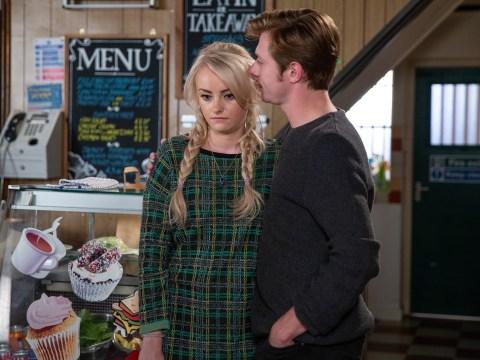 Coronation Street spoilers: Katie McGlynn reveals tragic future for Sinead and Daniel