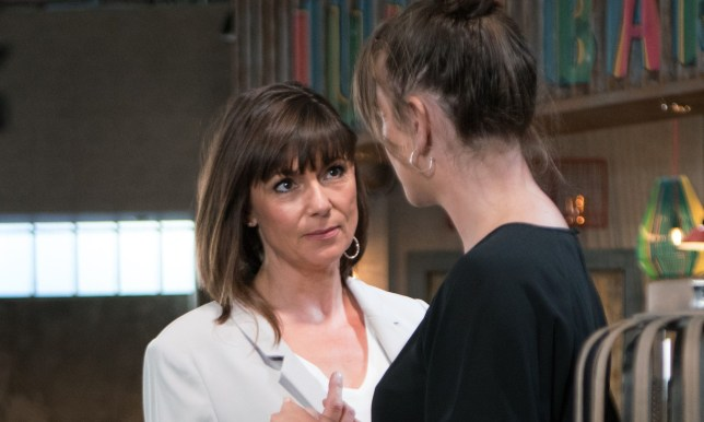Corrie spoilers: Sophie and Paula future revealed as they fall in