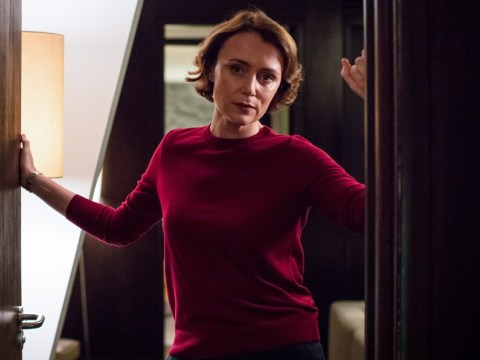 Keeley Hawes recalls frightening moment son was 'caught up in Parsons Green attack'