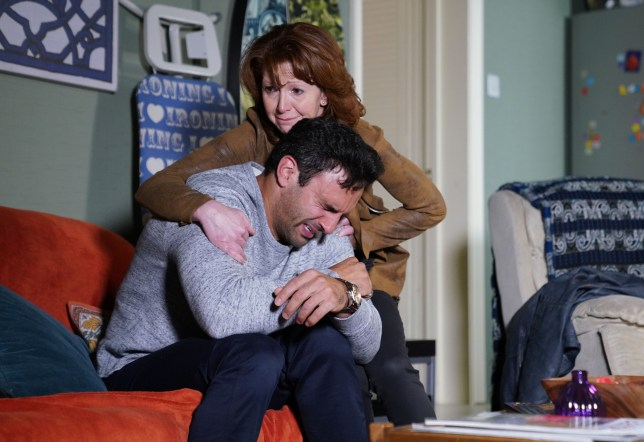 EastEnders spoilers: Angry Kush takes his temper out on