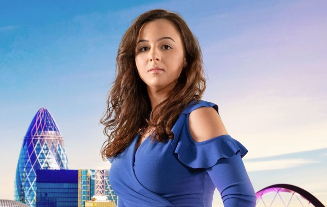 How old is The Apprentice's Khadija and what's her company