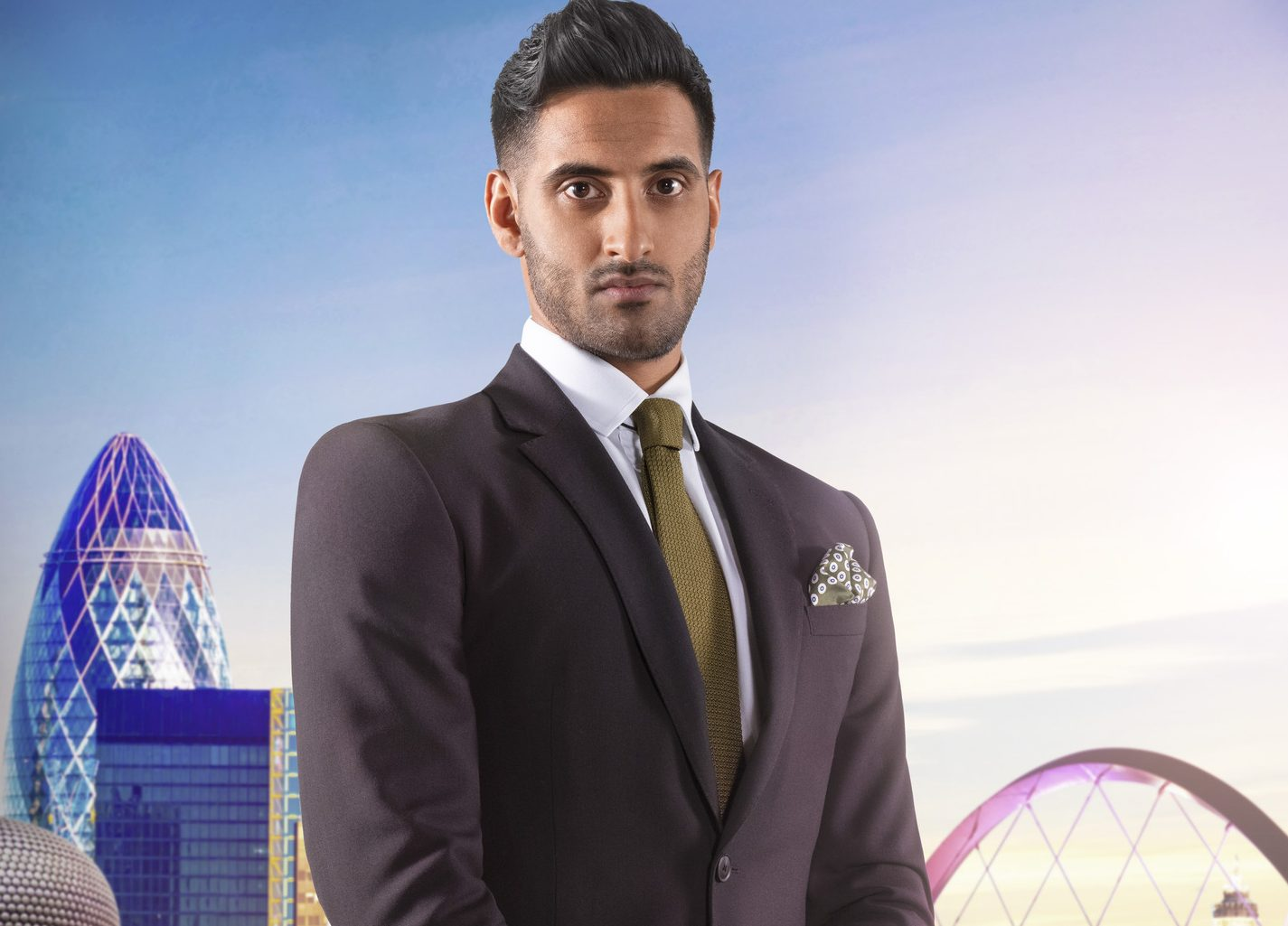 How old is The Apprentice's Daniel Elahi and what is his company called?