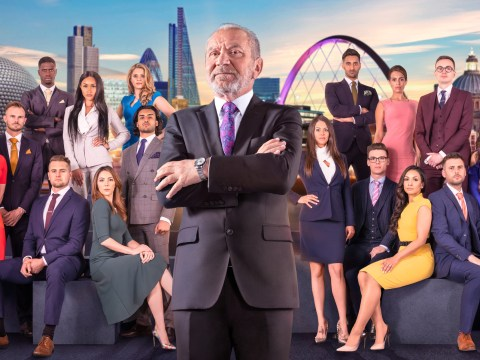What time is The Apprentice on tonight and what is this week's task?