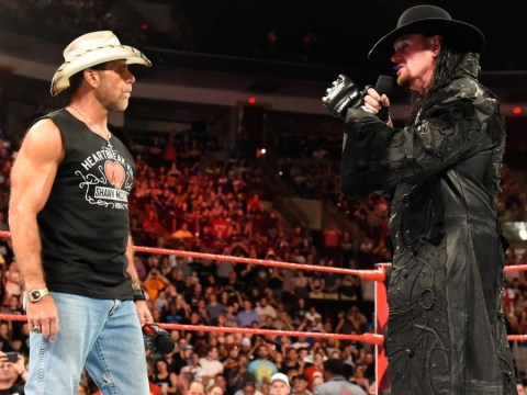 The Undertaker and Shawn Michaels returned to WWE last night