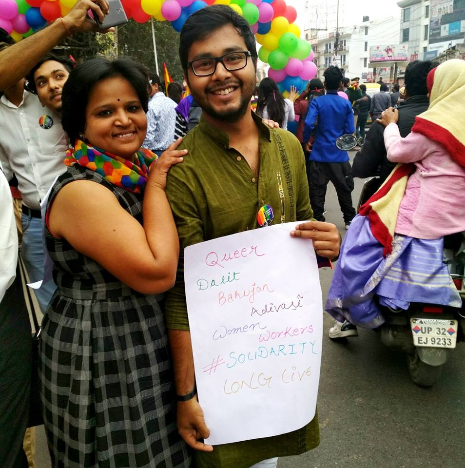 I'm a gay man in India and I finally feel safe