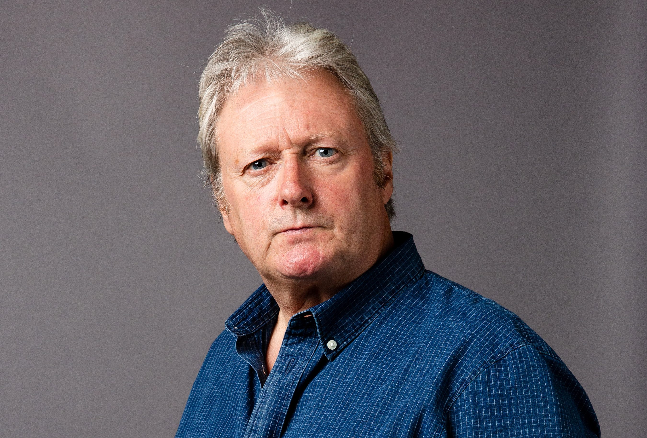 Jim McDonald is back in Coronation Street