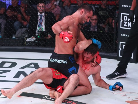 Bellator 206: Gegard Mousasi stops Rory MacDonald in bloody super-fight