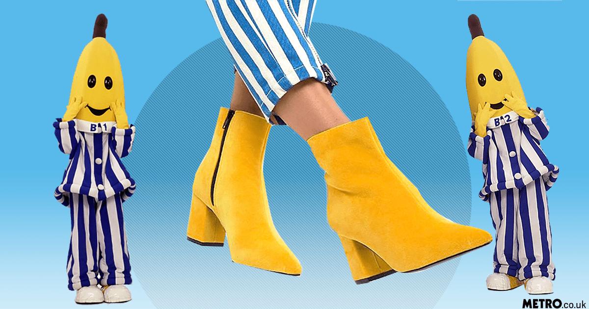 `People are enjoying ASOS's Bananas in Pyjamas inspired styling ASOS/ABC