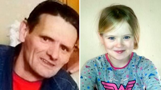 Girl, 8, shouted 'no daddy' before she was 'stabbed to death by her father'