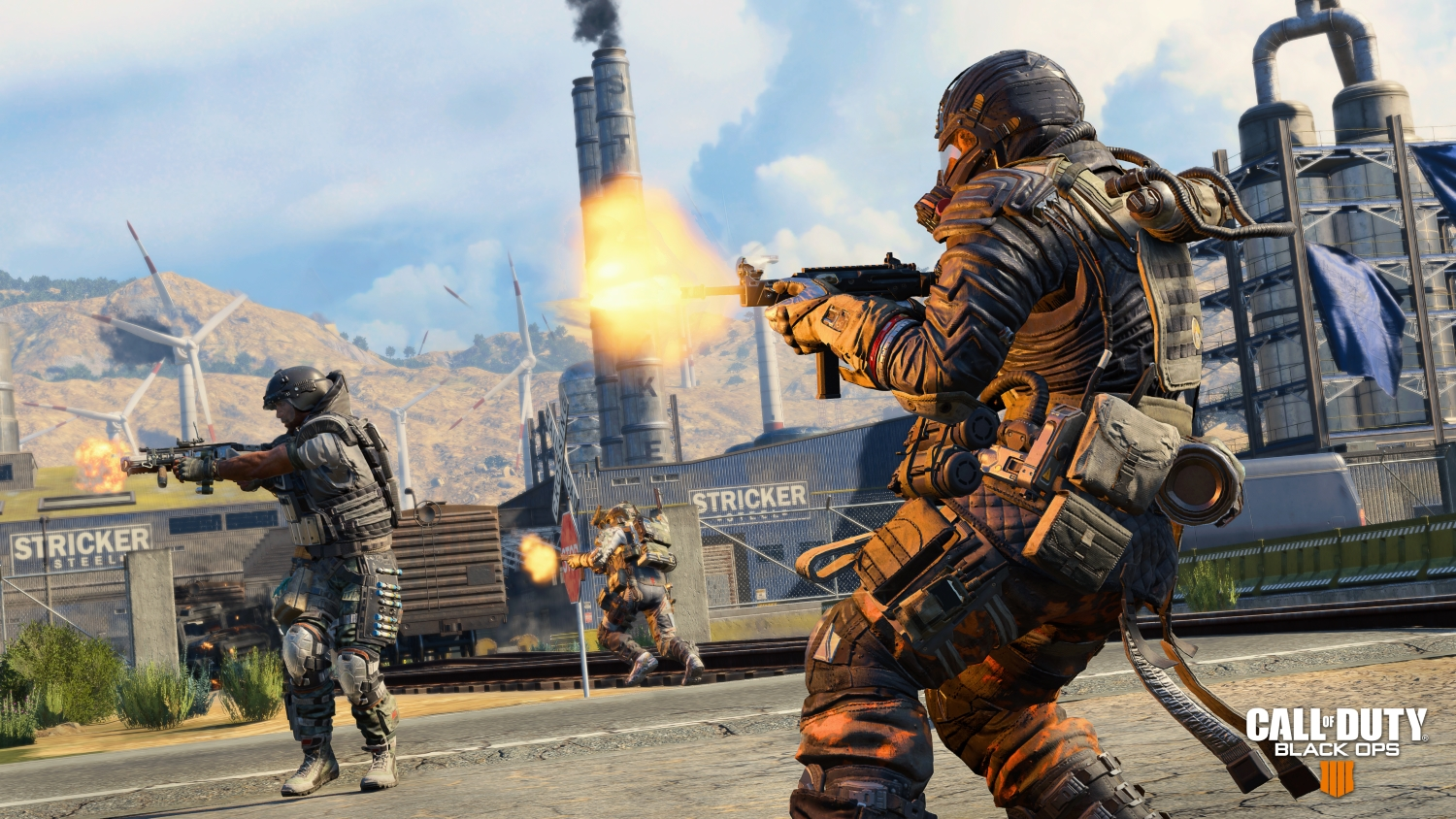 Call Of Duty: Black Ops 4 - Blackout could be the next big thing