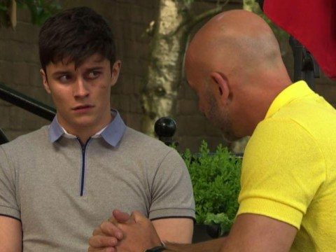 The footballer abuse storyline in Hollyoaks is further proof that this 6:30pm soap is changing lives