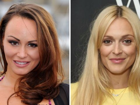 Chanelle Hayes sparks feud with Fearne Cotton by branding her the 'rudest celebrity she's ever met'