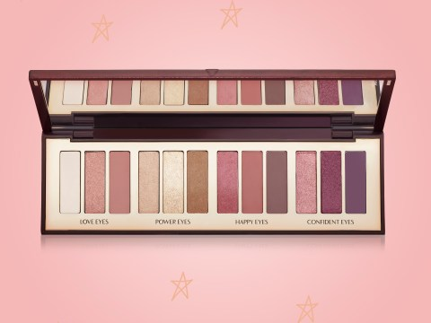 Set to be a sell-out: Charlotte Tilbury Stars In Your Eyes Instant Eye Palette