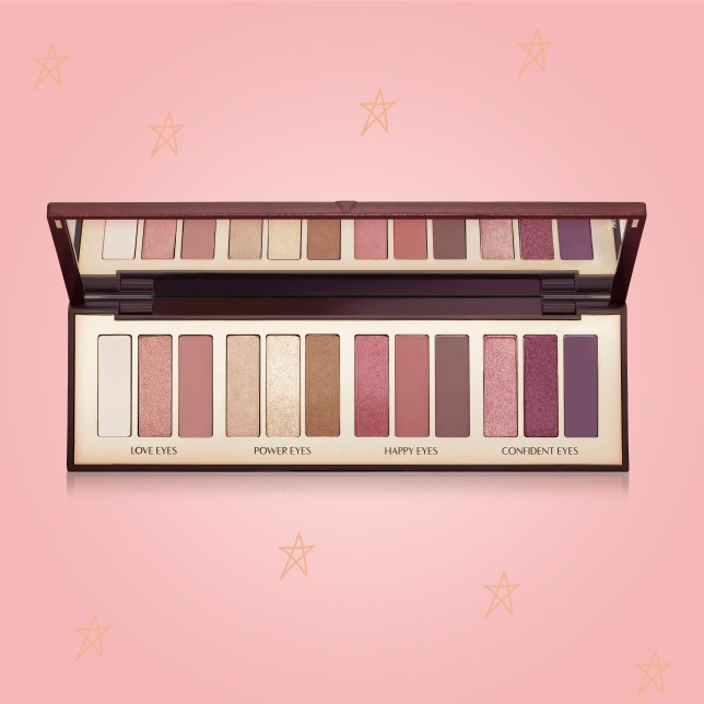 Charlotte Tilbury Stars In Your Eyes Instant Eye Palette