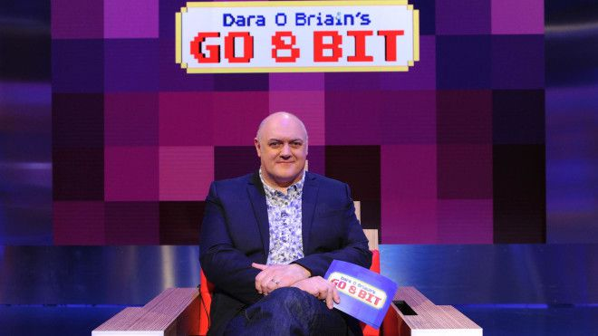 Dara O Briain's Go 8 Bit cancelled after three series