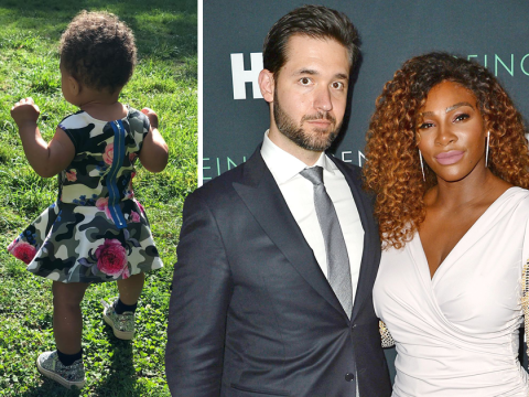 Alexis Ohanaian gives perfect response to fan disappointed he and Serena Williams didn't celebrate daughter's birthday