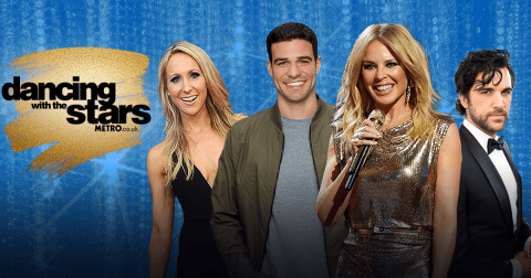 Dancing With The Stars 2018 cast line-up as start date nears