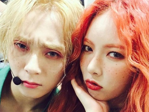 Pentagon's E'Dawn explains why he decided to reveal relationship with HyunA in open letter to fans
