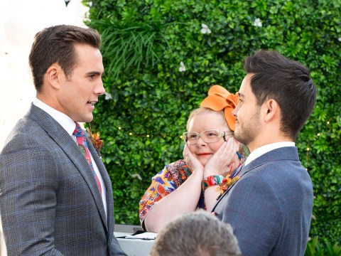 Neighbours spoilers: Baby joy Aaron and David