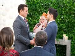 Neighbours spoilers: Baby joy for Aaron and David