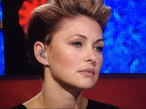 Emma Willis' death stare at Roxanne Pallett summed up the mood of the nation