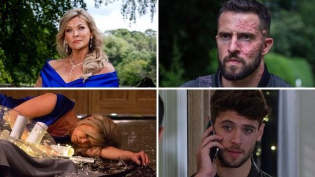 Emmerdale spoilers: Kim Tate return, murder mystery, Ross' killer
