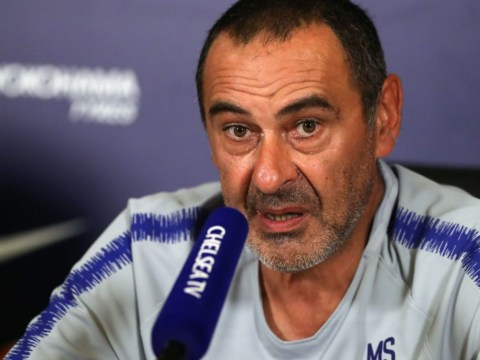Maurizio Sarri reveals he has warned his Chelsea stars after perfect Premier League start