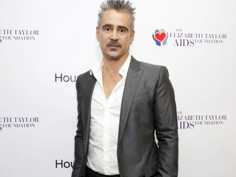 Colin Farrell was once so hungover on set that he needed 56 takes for one line